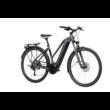 CUBE TOURING HYBRID ONE 400 TRAPÉZ grey´n´black Női Elektromos Trekking Kerékpár 2021