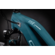 CUBE TOURING HYBRID ONE 400 blue´n´green Férfi Elektromos Trekking Kerékpár 2021