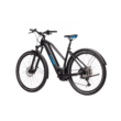CUBE CROSS HYBRID RACE 625 ALLROAD TRAPÉZ black´n´blue Női Elektromos Cross Trekking Kerékpár 2021