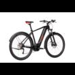 CUBE NATURE HYBRID ONE 500 ALLROAD black´n´red Férfi Elektromos Cross Trekking Kerékpár 2021