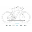 Cube Reaction Hybrid SLT 625 29 white´n´grey Férfi Elektromos MTB Kerékpár 2021