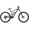 """CUBE HANZZ 190 TM 27,5"""" Férfi Összteleszkópos MTB Kerékpár 2018"""
