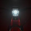Haibike Skybeamer 5000 AM 150 lux Flyon Elektromos Kerékpár Első Lámpa 2021