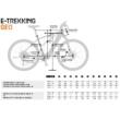 Ktm Macina Style 610 NYON EASY ENTRY oak (black+orange) Unisex Elektromos Trekking Kerékpár 2021