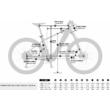 KTM MACINA TEAM 792 SUNSET Férfi Elektromos MTB Kerékpár 2022