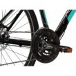 KROSS Evado 5.0 D black / turquoise 2021