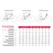 """Winora Yucatan 8 i400 28"""" TRAPÉZ Női Elektromos Trekking Kerékpár 2021"""