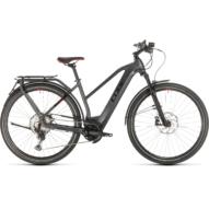 CUBE KATHMANDU HYBRID 45 625 TRAPÉZ Női Speed Elektromos Trekking Kerékpár 2021