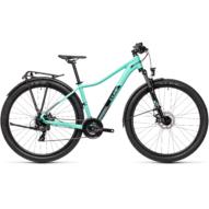 """CUBE ACCESS WS ALLROAD MINT´N´BLACK 27,5"""" Női MTB Kerékpár 2021"""