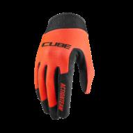 CUBE PERFORMANCE X ACTIONTEAM JUNIOR Kerékpáros Kesztyű Hosszú Ujjú 2021