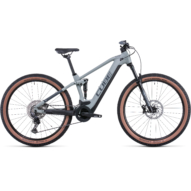 CUBE STEREO HYBRID 120 PRO 625 LUNAR´N´GREY 29 Férfi Elektromos Összteleszkópos MTB Kerékpár 2022