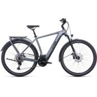 CUBE KATHMANDU HYBRID PRO 625 FLASHGREY´N´BLACK Férfi Elektromos Trekking Kerékpár 2022