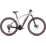 CUBE REACTION HYBRID PRO 625 29 DESERT´N´ORANGE Férfi Elektromos MTB Kerékpár 2022