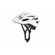 KTM Lady Line Helmet WHITE/BERRY