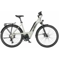 KTM MACINA SPORT 630 EASY ENTRY SILVER Uniszex Elektromos Trekking Kerékpár 2022