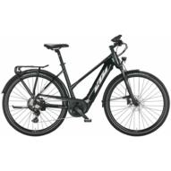KTM MACINA SPORT 630 BLACK Férfi Elektromos Trekking Kerékpár 2022