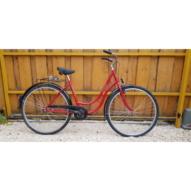 Classic retro városi kerékpár
