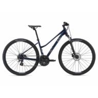 Giant Liv Rove 4 Midnight Blue 2021 Női cross trekking kerékpár