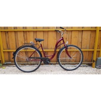 Classic retro városi kerékpár - Több színben