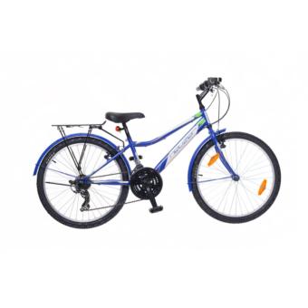 """Neuzer Bobby City 24"""" Gyermek Kerékpár Több színben"""