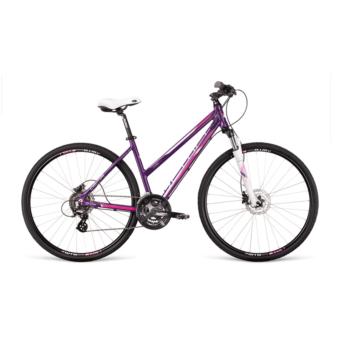 DEMA LOARA 5.0 violet-pink 2018 Cross Trekking Kerékpár