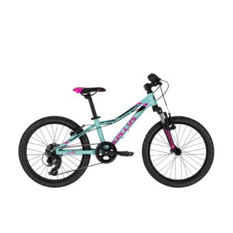 """Kellys Lumi 50 Pink Blue 20"""" gyermek kerékpár 2020"""