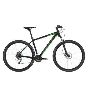 """Kellys Madman 50 Black Green MTB 29"""" kerékpár 2020"""