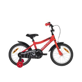 """Kellys Wasper Red 16"""" gyermek kerékpár 2020"""