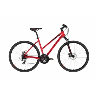 Kellys Clea 70 Red női cross trekking kerékpár 2020