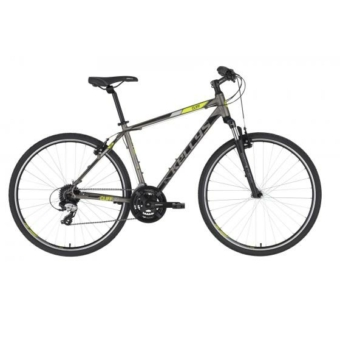Kellys Cliff 30 Grey cross trekking kerékpár 2020