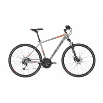 Kellys Phanatic 30 Grey cross trekking kerékpár 2020
