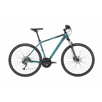 Kellys Phanatic 30 Teal cross trekking kerékpár 2020