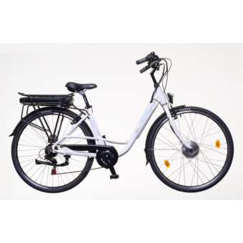 """Neuzer E-Trekking női Zagon 19"""" Eleketromos kerékpár"""