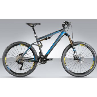 """CUBE AMS 150 SL 2012 26"""" Összteleszkópos MTB Kerékpár"""