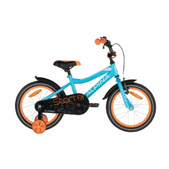 """Alpina Starter 16"""" 2020 Gyermek Kerékpár - Több színben"""