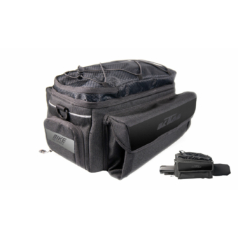 KTM TOUR TRUNK BAG E-BIKE 16L SNAP IT CSOMAGTARTÓ TÁSKA E-BIKE 2020
