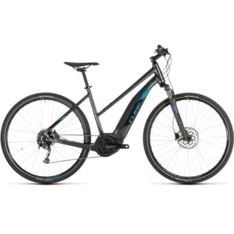 CUBE CROSS HYBRID ONE 500 TRAPEZE Női Elektromos Cross Trekking Kerékpár 2019