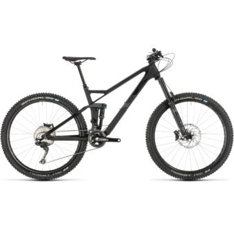 CUBE STEREO 140 HPC SL 27.5 Férfi Összteleszkópos MTB Kerékpár 2019