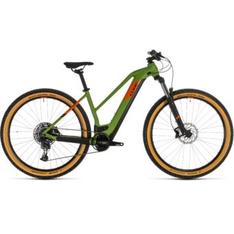 CUBE REACTION HYBRID EX 625 29 TRAPÉZ Női Elektromos MTB Kerékpár 2020 - Több Színben