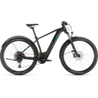 CUBE REACTION HYBRID EX 625 ALLROAD 29 Férfi Elektromos MTB Kerékpár 2020