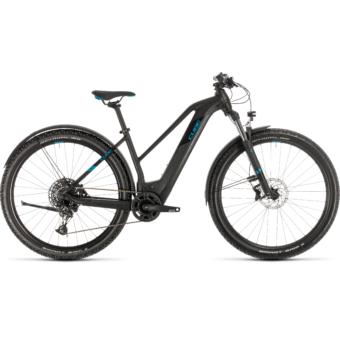 CUBE REACTION HYBRID EX 625 ALLROAD 29 TRAPÉZ Női Elektromos MTB Kerékpár 2020