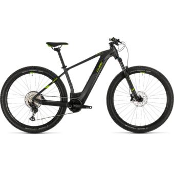 CUBE REACTION HYBRID EXC 625 29 Férfi Elektromos MTB Kerékpár 2020 - Több Színben