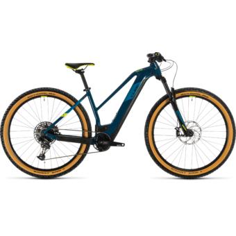 CUBE REACTION HYBRID SL 625 29 TRAPÉZ Női Elektromos MTB Kerékpár 2020 - Több Színben