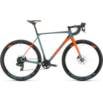 CUBE CROSS RACE C:62 SLT Férfi Cyclocross Kerékpár 2020