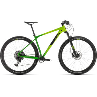 """CUBE REACTION RACE 27,5"""" Férfi MTB Kerékpár 2020 - Több Színben"""