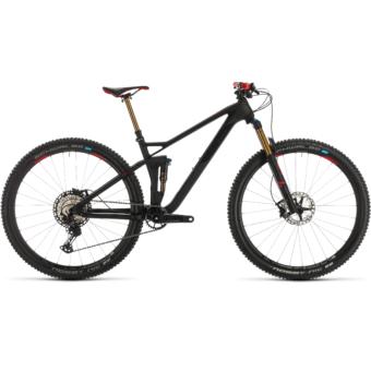 CUBE STEREO 120 HPC SLT 29 Férfi Összteleszkópos MTB Kerékpár 2020