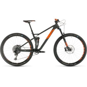 CUBE STEREO 120 HPC TM 29 Férfi Összteleszkópos MTB Kerékpár 2020