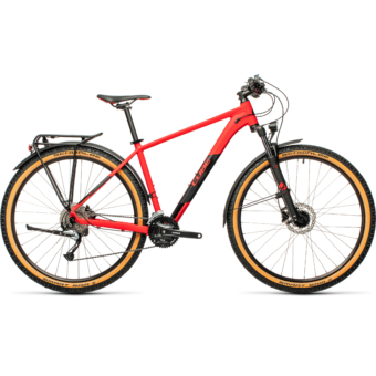 "CUBE AIM SL ALLROAD RED´N´BLACK 27,5"" 2021"