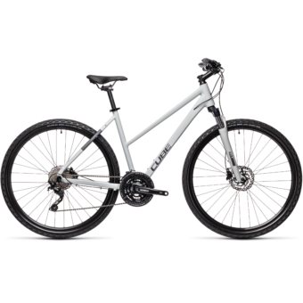 "CUBE NATURE PRO GREY´N´IRIDIUM 28"" TRAPÉZ 2021"