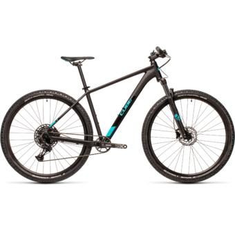 "Cube Analog black'n'petrol 29"" Férfi MTB Kerékpár 2021"